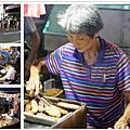 新竹城隍廟婆婆烤香腸