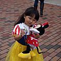 麻糬3歲生日慶生-香港迪士尼