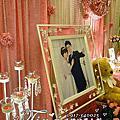 平鎮婚禮佈置~茂園和漢美食館婚禮佈置-兆良&燕萍