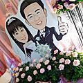 中壢婚禮佈置~香江時尚美食館婚禮佈置