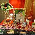 桃園婚禮佈置~龍園餐廳婚禮佈置