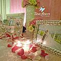 Tina flower婚禮佈置~揚昇高爾夫球場俱樂部婚宴佈置-粉紅色系熊熊佈置