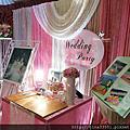 Tina flower婚禮佈置~大園城市商旅婚禮佈置-粉紅色系主題佈置