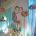 Tina flower婚禮佈置~龜山到鄉村餐廳婚禮佈置-Tiffany色系佈置