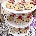 Tina flower蒂娜花藝場地佈置~桃園龍膽料亭婚禮佈置-紫銀色系布幔佈置+Candy Bar