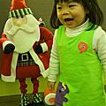 2013.12.21龍寶寶紅綠聖誕趴@BANANA親子餐廳