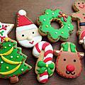 糖霜餅乾-聖誕小餅