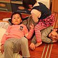大年初三-三小孩鬧翻天