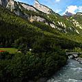 蜜月瑞士-瑞士首都伯恩