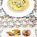 15 OCT_洛林法式鹹蛋塔_網烤鮭魚佐修閎醬