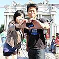 2011.11.20桃園大溪老街看花海