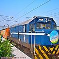 828藍來北往佈新橘南方專列