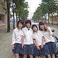 屏東高中職制服