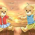 2014 台中泰迪熊展-角色設計