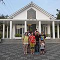 2018/11台南玉井白色教堂