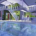 維拉綠Villa green