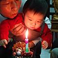 2011.1.8鴻鴻12M.週歲.抓周禮