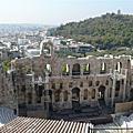 希臘 - 雅典 - 衛城週邊