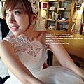TOMOKO彩妝流之婚紗造型