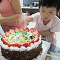 20110925 卉家兩歲生日