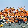 2008/08 雪山會師-傳統聖稜線