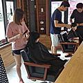 羅東【這裡-Here hair room】美髮設計