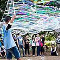 台北 台中 高雄 (全台灣)的泡泡表演與泡泡秀