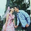 2007.4.28表姐結婚 //♥