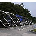 秋紅谷生態公園&幸福小水舞