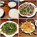 竹圍美食。儂翠泰式料理