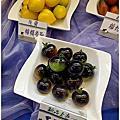 新竹關西。金勇番茄園