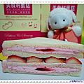 美食村蛋糕 ☆大湖草莓三明治☆