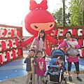 玲奈4歲生日岑燁6歲生日