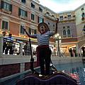 2001夏~MACAU威尼斯人酒店