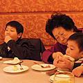 101年初三family聚餐