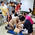104.08.30  救國團信義區團委會104年度CPR+AED訓練研習3~2