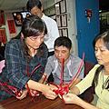 1050422 義工研習-打包帶編織玫瑰花束