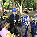 2011年全國女童軍大露營在成功嶺