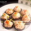 八星報喜-百花釀香菇