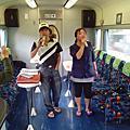 台北張小姐家族一行包車綠島二日遊