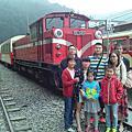陸客上海石磊家族一行包車旅遊