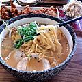 南投埔里美食:日式熊太拉麵