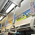 哆啦A夢彩繪列車