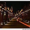 NO042:三峽老街之夏夜晚風
