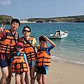 1070731探索菊島Day1:通梁古榕、跨海大橋、二崁古厝、漂浮鯨魚獨木舟