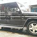 BENZ W463 G500 V8