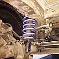 TOYOTA Corolla MK11 升級Triple S 彈簧