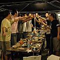 20081016歡送畢業in水窪