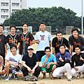20090524長庚系運壘球畢業生隊