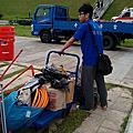 FILA COOL RUN路跑活動駐點清潔維護